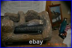 18 Fireplace Burner Assembly TCVFM18NL Reddy Heater Emberglow Gas Log