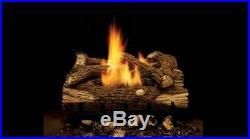 18 Mountain Oak 4-Piece Multi-Log Set for EYF 18 Burner LOGS ONLY