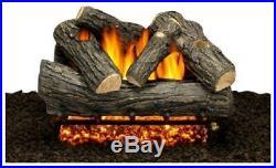 24 Best Fire Wakefield Oak Log Set & Burner NG Log Set #9 24 & UB241-6
