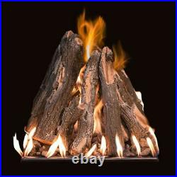24 Grand Canyon Square Tee-Pee Outdoor Gas Log Set LP TPS-24-LP Missing Logs
