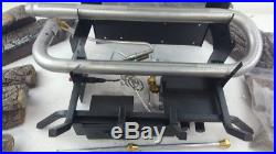 24 In. Vent Liquid Propane Gas Log Set With Remote SCVFR24L