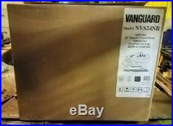 24 Vanguard Natural Gas Split Oak Fireplace Logs, Vent-Free