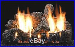 30 Ventfree Clearance Gas Logs, Remote Ready