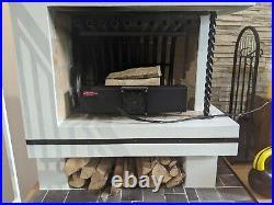 50GR 3560TD Fireplace Grate Heat Exchanger Blower Heater Heatilator Log Gas HOT