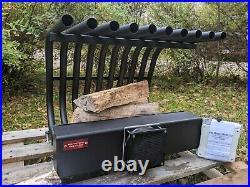 60GR 3560TD Fireplace Grate Heat Exchanger Blower Heater Heatilator Log Gas HOT