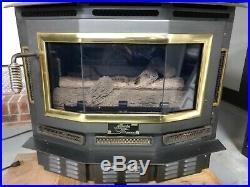 Appalachian Stove Propane Gas Logs Fireplace-Insert or Freestanding-Type B Vent