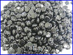 Black Bead Fire glass for your gas fireplace or gas fire pit GB-BLACK