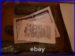 Comfort Glow 24 Vented Gas Logs Baldwin Oak HCVDR24 NEW IN BOX
