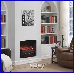 Duraflame Electric DFI030ARU, Infrared Quartz Set Heater, Pulsating Flame Effect