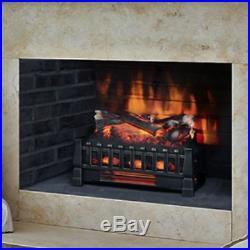 Duraflame Electric DFI030ARU Infrared Quartz Set Heater Realistic Ember Bed