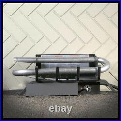 EMBERGLOW Propane Gas Fireplace 24 in Log Vent Free Dual Burner LP Indoor Heater