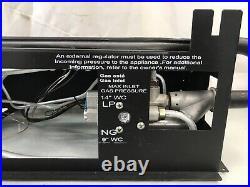 Emberglow 24 Inch Timber Creek Vent Free Dual Fuel Gas Log