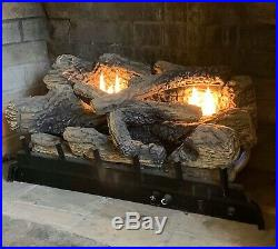Empire Comfort Systems 30 Inch Log Set for Ventless Gas Fireplace R7596 NEW NIB