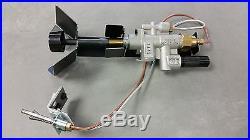 Fireplace Gas Log Safety Pilot Light Kit Nat gas or LP ROBERT PETERSON SPK-26