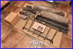 Fyreside 24 Gas Fireplace Log Set 64-YE