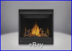 GX36-1 Ascent X Direct Vent Gas Fireplace Log Set Only GL-704