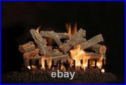 Grand Canyon 30 Arizona Juniper 8-Piece Fireplace Logs / LOGS ONLY