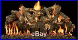 Grand Canyon 42 Arizona Weathered Oak Vented Gas Logs AWO42LOGS