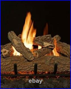 Grand Canyon Gas Logs WO24LOGS Western Oak Logs44 24 141-2