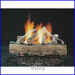 Hargrove 30 Inch Rga 2-72 Approved Premium Fire Oak Gas Logs Only