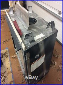 Heat n glo SL-550TRS-IPI-E gas fireplace insert & screen