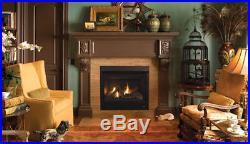 Heatilator Novus 39 Gas Fireplace OVERSTOCK SALE