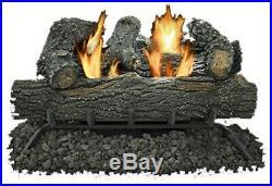 Kozy 18VF Fire Log Set, No GLD1855T, World Marketing Of America