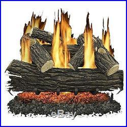 Kozy World Vented Gas Log Set, 30 Legacy Oak 195325