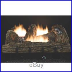 Log Gas Lp Vent Free 24in, No CF2436PT, Fmi Products Llc