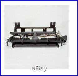 Log Set Ventless Propane Gas Split Red Oak Manual Control Automatic Shut Off