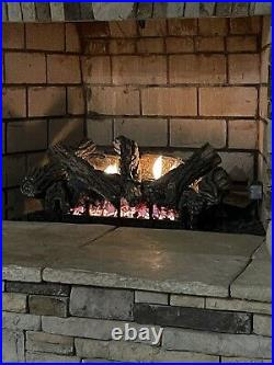 MONESSEN Vent Free Propane Gas Fireplace Insert Model HVFL24PV