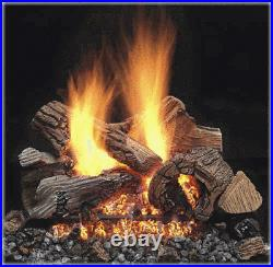 Majestic Duzy 2 Vented Gas Logs Remote Ready 24 Natural Gas