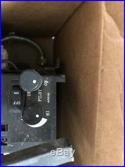 Monessen Gas Log Set Remote Control Natural Gas Model DEB24/30NV