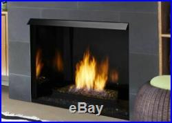Monessen LYR24NV 24 Lyric Vent Free Contemporary Gas Burner Only NG