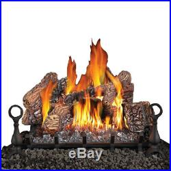 Napoleon Fiberglow 30-Inch Vented Logs for Gas Fireplace (Open Box)