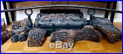 Napoleon Fireplace Insert Gl24ne Natural Gas Log Sets Serial # 301111558