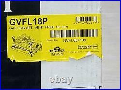 Napoleon Gas Log Set GVFL18P