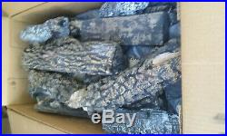 Natural Gas 30 Gas Log Set Vented