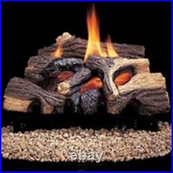 New Comfort Glow Crb3624nra Vent Free 24 Dual 36k Btu Natural Gas Logs 0340679