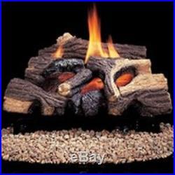 New Comfort Glow Crb3624pra Vent Free 24 Dual 36k Btu Lp Gas Logs 3263936