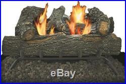 New Kozy World Gld1855t Vent Free 18 Dual 30k Btu Natural Gas Logs 4278727