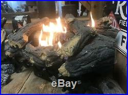 ProCom 24 Vent-Free Gas Log Set, Natural Gas