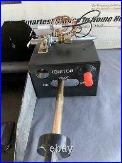 ProCom Vented Gas Or Propane Log Set 24in, 45,000 BTU, Propane Attachments