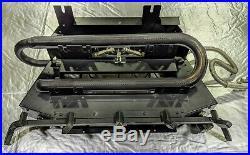 ProCom Ventless Gas Log Burner Kit NG LP Dual Fuel PCD24TD 32,000BTU