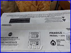 REMINGTON HOME 32,000 BTU VENT Free propane 18 Fireplace LOGs with remote