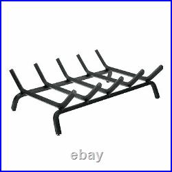 Rasmussen See-Through Gas Log Grate, 30-Inches