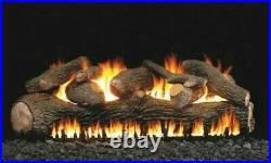Real Fyre 24-inch See-Thru Mammoth Pine Gas Logs Set LOG SET ONLY MP-2-24