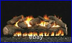Real Fyre 30-inch Mammoth Pine Gas Logs Set MP-30