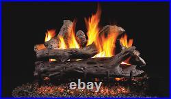 Real Fyre Classic Series Coastal Driftwood CDR18 Standard 18 Vented Gas Log Set