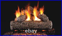 Real Fyre Classic Series- Golden Oak R-36 Standard 36 Vented Gas Log Set